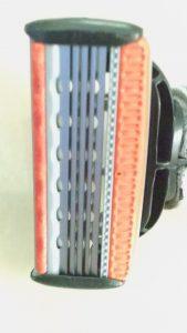 5 blade razor cartridge